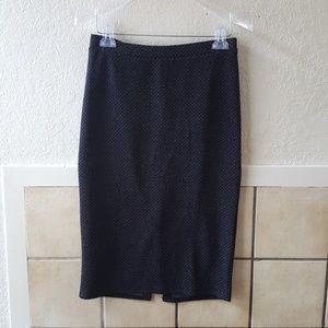 Free people sweater pencil skirt. Size medium EUC